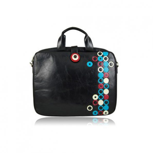 Circle Laptop Bag