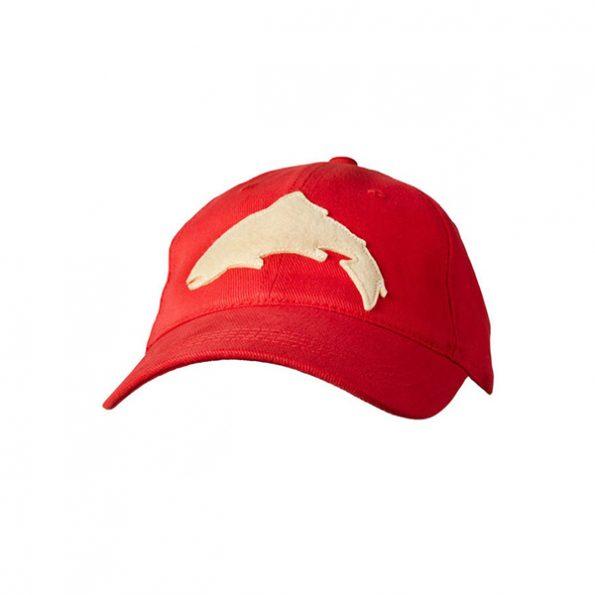 salmon-cap
