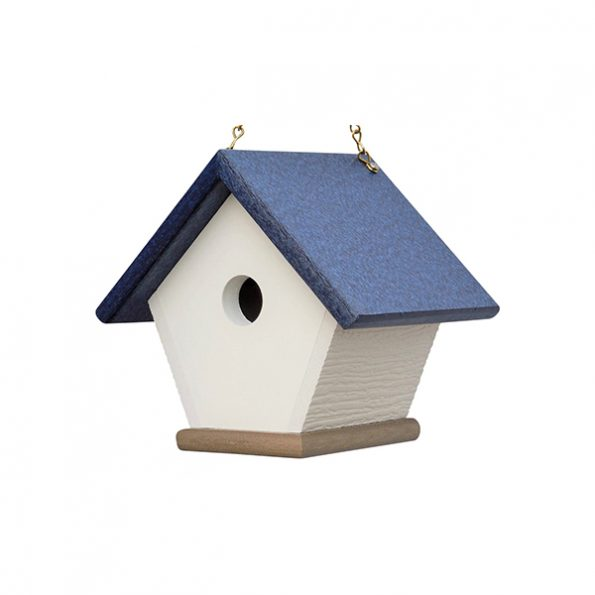 Bird Houses Handmade from Eco Friendly Materials