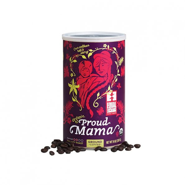 Organic Proud Mama Coffee