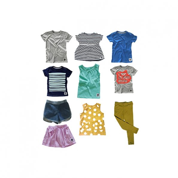 Capsule Wardrobe for Kids