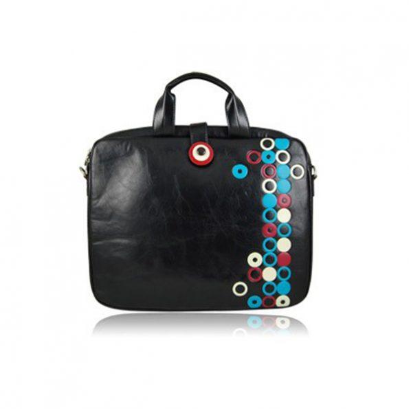 Circle Laptop Bag