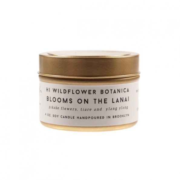 HI Wildflower Soy Candle